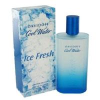 Davidoff / Cool Water Men Ice Fresh - мужские духи/парфюм/туалетная вода