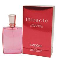 Lancome / Miracle Ultra Pink - женские духи/парфюм/туалетная вода