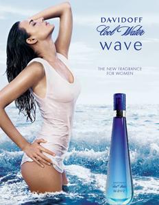 Davidoff / Cool Water Wave - женские духи/парфюм/туалетная вода