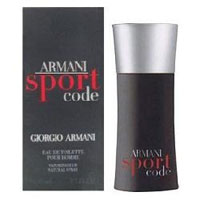 Giorgio Armani / Armani Code Sport - мужские духи/парфюм/туалетная вода