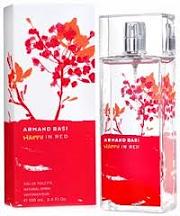 Armand Basi / Happy In Red - женские духи/парфюм/туалетная вода