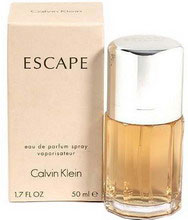 Calvin Klein / Escape For Woman - женские духи/парфюм/туалетная вода