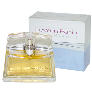 Nina Ricci / Love in Paris - женские духи/парфюм/туалетная вода