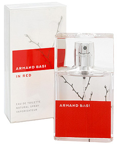 Armand Basi / Armand Basi In Red - женские духи/парфюм/туалетная вода