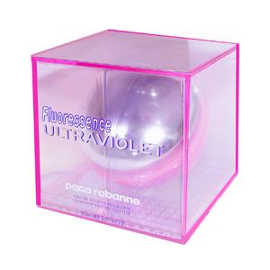 Paco Rabanne / Ultraviolet Fluoressence - женские духи/парфюм/туалетная вода