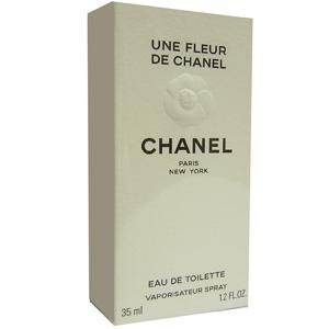 Chanel / Une Fleur de Chanel - женские духи/парфюм/туалетная вода