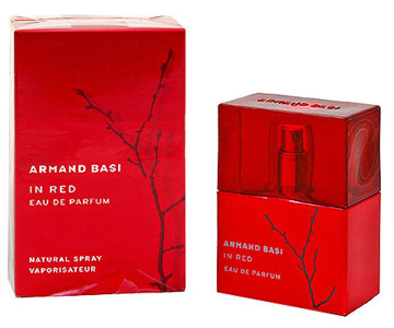 Armand Basi / Armand Basi In Red Eau de Parfume - женские духи/парфюм/туалетная вода