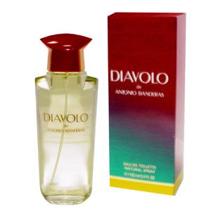 Antonio Banderas / Antonio Banderas Diavolo - мужские духи/парфюм/туалетная вода