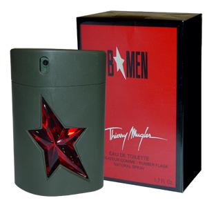 Thierry Mugler / B*Men - мужские духи/парфюм/туалетная вода
