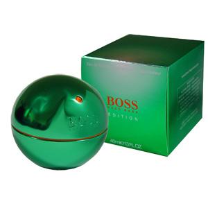 Hugo Boss / Boss In Motion Green Edition - мужские духи/парфюм/туалетная вода