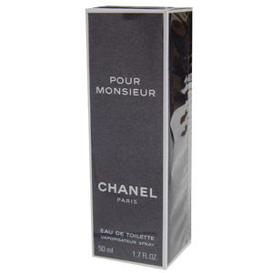Chanel / Chanel Pour Monsieur - мужские духи/парфюм/туалетная вода