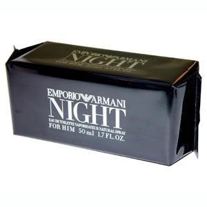 Giorgio Armani / Emporio Night For Him - мужские духи/парфюм/туалетная вода