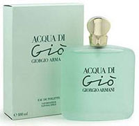Giorgio Armani / Acqua di Gio - женские духи/парфюм/туалетная вода