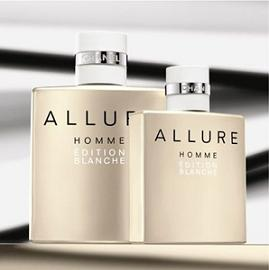 Chanel / Allure Homme Edition Blanche - мужские духи/парфюм/туалетная вода