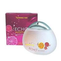 Davidoff / Echo Woman Summer Fizz - женские духи/парфюм/туалетная вода