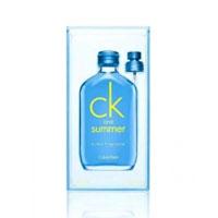 Calvin Klein / CK one Summer 2008 - женские духи/парфюм/туалетная вода