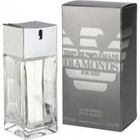 Giorgio Armani / Emporio Diamonds - мужские духи/парфюм/туалетная вода