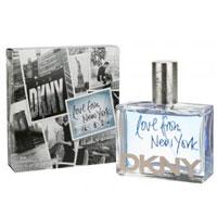 Мужские духи Love from New York