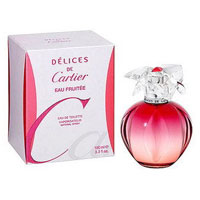 Женские духи Delices de Cartier Eau Fruitee