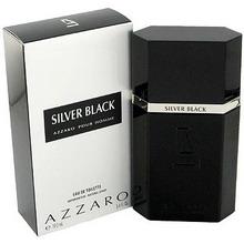 Мужские духи Silver Black Azzaro pour Homme