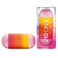 Женские духи 212 On Ice Color