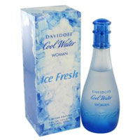 Женские духи Cool Water Women Ice Fresh