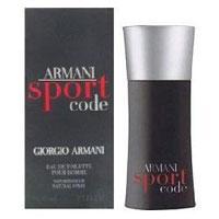 Мужские духи Armani Code Sport