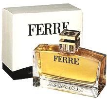 Женские духи Ferre eau de parfum