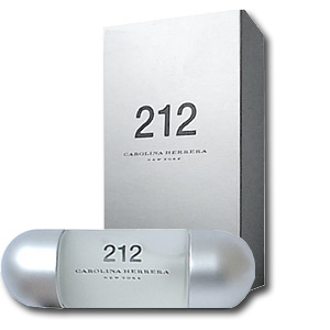 Женские духи Carolina Herrera 212 For Woman