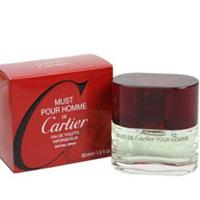 Мужские духи Must de Cartier