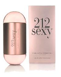 Женские духи 212 Sexy Carolina Herrera