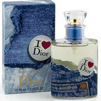 Женские духи I love Dior