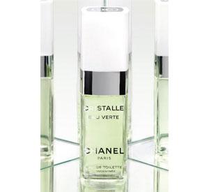 Женские духи Cristalle Eau Verte