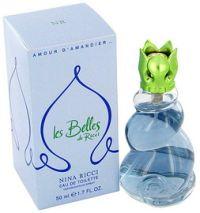 Женские духи Les Belles de Ricci Amour D'Amandier