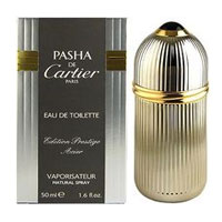 Мужские духи Pasha de Cartier Edition Prestige